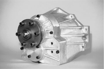 Gear Drive Reduction Unit